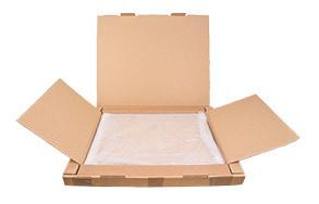 Puslespilrammens emballage
