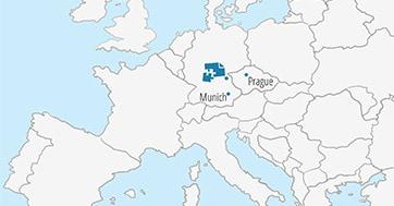 Altenstadt i Europa